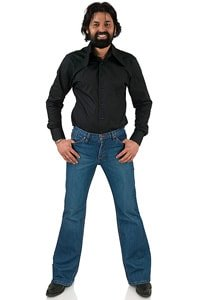 Bootcut Jeans Schlaghose Star Paradise 38/36